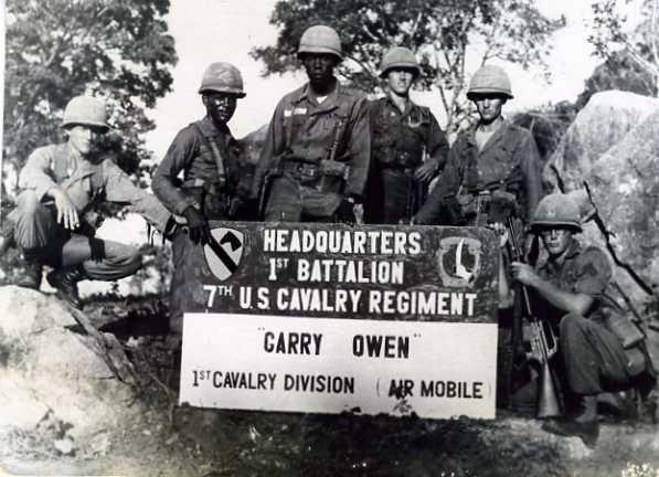 1-7 Cav Troopers